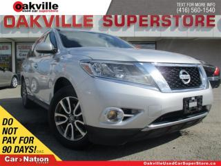 Used 2013 Nissan Pathfinder SL | AWD | LEATHER | B/U CAM | 7 PASS for sale in Oakville, ON
