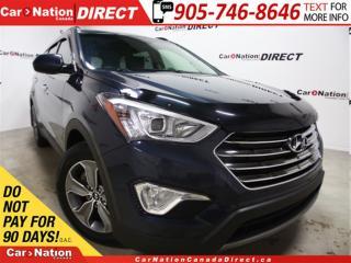 Used 2014 Hyundai Santa Fe XL | AWD| 7-PASSENGER| BACK UP SENSORS| for sale in Burlington, ON
