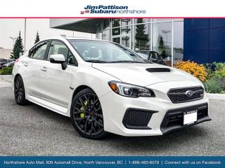 Used 2018 Subaru WRX STI Sport Tech Manager Demo 2, 435 kms only! for sale in Surrey, BC