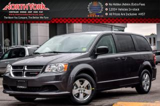 New 2017 Dodge Grand Caravan New Car SE+|UConnectPkg|Sat.Radio|Bluetooth|A/C|KeylessEntry|17
