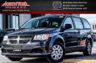 New 2017 Dodge Grand Caravan New Car CVP|7-Seater|TouringSusp.|KeylessEntry|A/C|Trac.Ctrl| for sale in Thornhill, ON