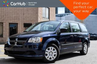 New 2017 Dodge Grand Caravan Canada Value Package|7-Seater|Keyless.Entry|Pwr.Options| for sale in Thornhill, ON