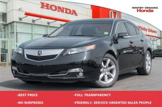 Used 2013 Acura TL BASE for sale in Whitby, ON