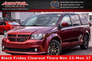 New 2017 Dodge Grand Caravan New Car GT|DVD,SafetySpherePkgs|Nav|BackUpCam|PkAssist for sale in Thornhill, ON