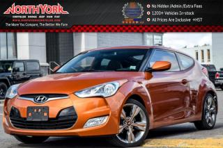 Used 2013 Hyundai Veloster with Tech|Pano_Sunroof|Dimension Audio|Pkng_Sensors|Nav for sale in Thornhill, ON