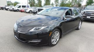 Used 2015 Lincoln MKZ Hybrid for sale in Stratford, ON