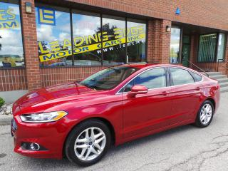 Used 2016 Ford Fusion SE Leather, Sunroof, Navi for sale in Woodbridge, ON