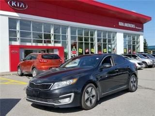 Used 2011 Kia Optima Hybrid Premium for sale in Newmarket, ON