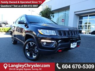 Used 2017 Jeep New Compass Trailhawk *ACCIDENT FREE*ONE OWNER*LOCAL BC CAR* for sale in Surrey, BC