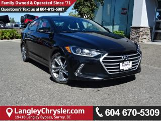 Used 2017 Hyundai Elantra GLS *ACCIDENT FREE * DEALER INSPECTED * CERTIFIED * for sale in Surrey, BC
