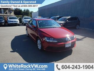 Used 2017 Volkswagen Jetta Wolfsburg Edition WOLFSBURG EDITION, POWER MOONROOF, CRUISE CONTROL, KEYLESS ENTRY & A/C for sale in Surrey, BC