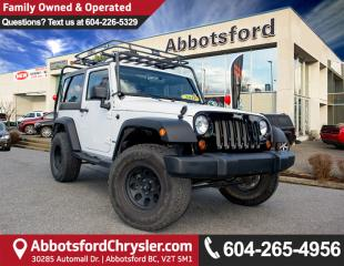 Used 2011 Jeep Wrangler Sport ACCIDENT FREE! for sale in Abbotsford, BC