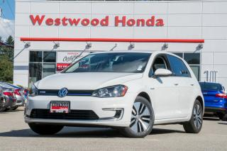 Used 2016 Volkswagen Golf ELECTRIC for sale in Port Moody, BC