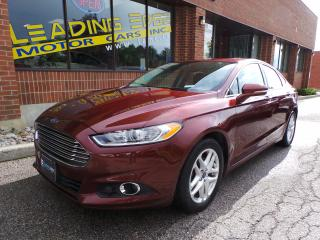 Used 2016 Ford Fusion SE Leather, Navi, Sunroof for sale in Woodbridge, ON