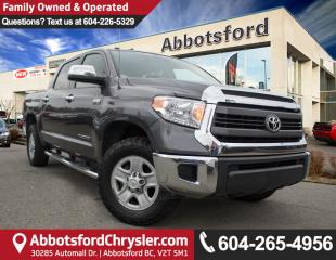 Used 2015 Toyota Tundra SR5 5.7L V8 ACCIDENT FREE! for sale in Abbotsford, BC