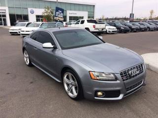 Used 2011 Audi S5 4.2 Premium (M6) for sale in Calgary, AB