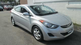 Used 2012 Hyundai Elantra GL for sale in Richmond, ON