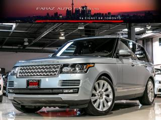 Used 2013 Land Rover Range Rover SUPERCHARGED MASSAGE BLIND SPOT PARK ASSIST FULLY LOADED for sale in North York, ON