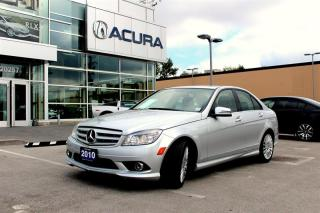 Used 2010 Mercedes-Benz C250 4MATIC Sedan for sale in Langley, BC