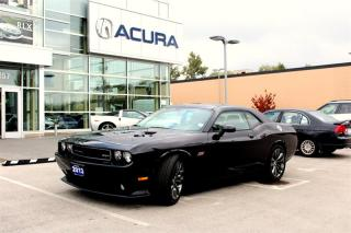 Used 2013 Dodge Challenger SRT8 Coupe for sale in Langley, BC