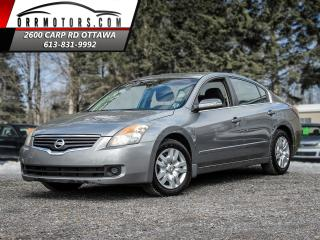 Used 2009 Nissan Altima 3.5 SE for sale in Stittsville, ON