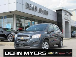 Used 2015 Chevrolet Trax LS for sale in North York, ON