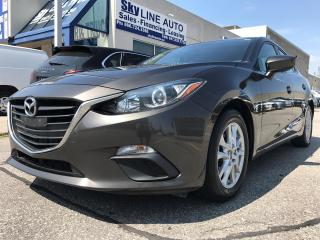 Used 2014 Mazda MAZDA3 HEATED SEATS|ALLOY WHEELS|CERTIFIED for sale in Concord, ON