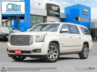 Used 2015 GMC Yukon XL Denali for sale in North York, ON