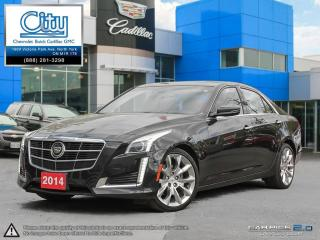 Used 2014 Cadillac CTS Premium AWD for sale in North York, ON