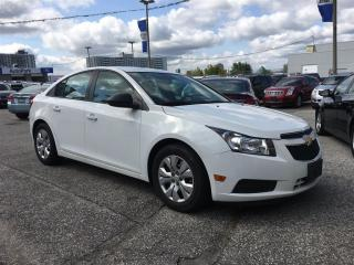 Used 2013 Chevrolet Cruze LS for sale in North York, ON