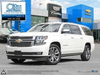 Used 2015 Chevrolet Suburban 4X4 LTZ for sale in North York, ON