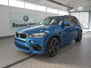 New 2017 BMW X5 M for sale in Edmonton, AB