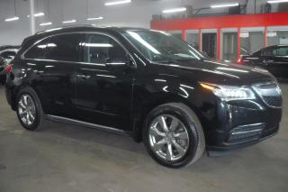 Used 2014 Acura MDX Elite Pkg/NAVY/CAM/DVD for sale in North York, ON