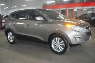 Used 2013 Hyundai Tucson Limited w/Nav/CAM for sale in North York, ON