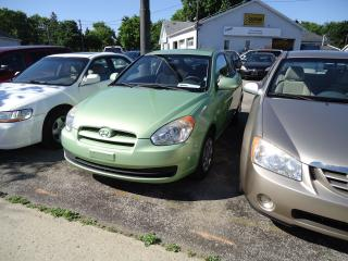Used 2009 Hyundai Accent MAN L for sale in Sarnia, ON