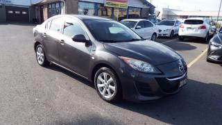 Used 2010 Mazda MAZDA3 GS/AUTO/ALLOY/VERY VLEAN/ IMMACCULATE $4999 for sale in Brampton, ON