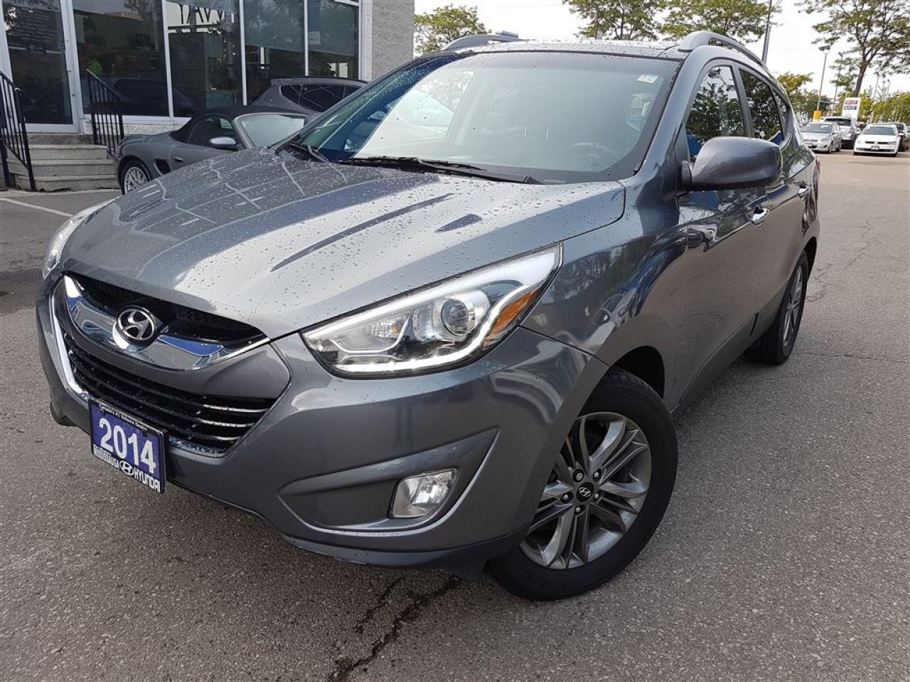 Photo of Dark Grey 2014 Hyundai Tucson