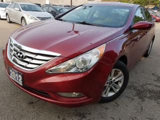 Used 2012 Hyundai Sonata GLS-Sunroof-Alloys-Very Clean for sale in Mississauga, ON