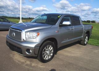 Used 2012 Toyota Tundra Limited  for sale in Renfrew, ON