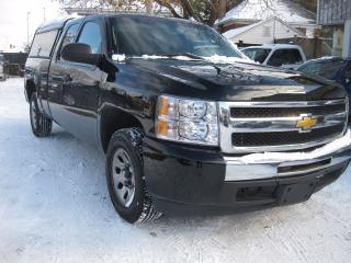 Used 2011 Chevrolet Silverado 1500 LS AC 2WD Ext cab 2pass slide-out bed for sale in Ottawa, ON