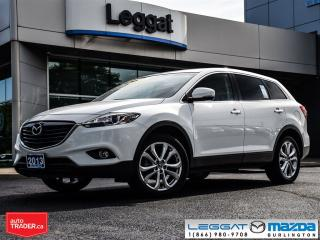 Used 2013 Mazda CX-9 GT AWD NAV for sale in Burlington, ON