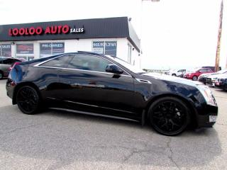 Used 2011 Cadillac CTS CTS4 AWD Rear View Camera Bluetooth Certified 2YR for sale in Milton, ON