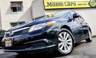 Used 2012 Honda Civic EX-L! Leather+NAV+USB/Aux! ONLY $113/bi-weekly! for sale in St Catharines, ON