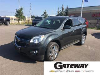 Used 2014 Chevrolet Equinox LT V6 FWD, PSEAT, XM, 3.6L, RSTR, RCAM, STCTR for sale in Brampton, ON