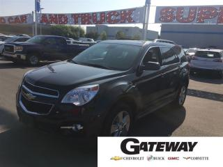 Used 2013 Chevrolet Equinox LT|Cruise Control|Leather|Very Clean| for sale in Brampton, ON