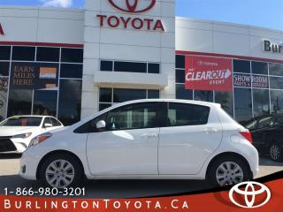 Used 2013 Toyota Yaris LE for sale in Burlington, ON