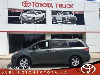 Used 2014 Toyota Sienna LE 8 PASSENGER for sale in Burlington, ON