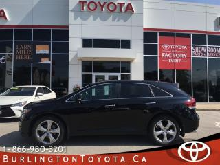 Used 2014 Toyota Venza LIMITED AWD for sale in Burlington, ON