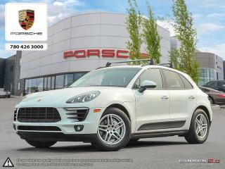Used 2015 Porsche Macan CERTIFIED PRE-OWNED | Premium PLUS | BOSE | NAV for sale in Edmonton, AB
