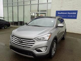 Used 2015 Hyundai Santa Fe XL Limited for sale in Edmonton, AB